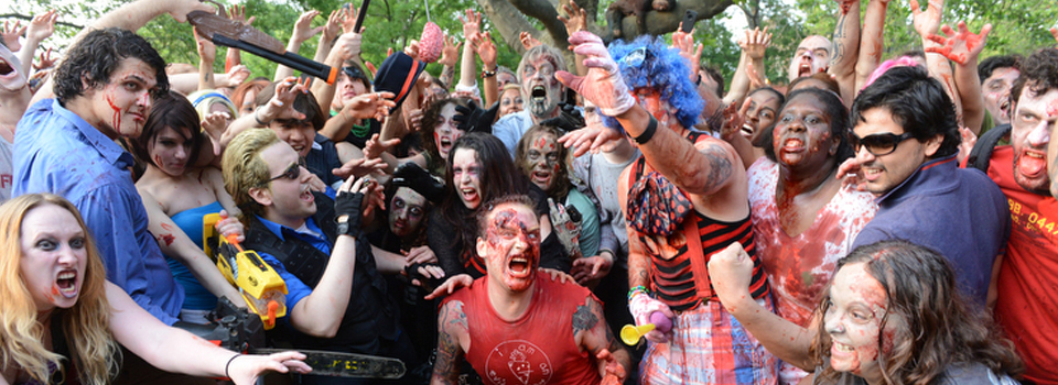 Winner of Punk Rock Holocaust Zombie Apocalypse Filmmaker Contest!